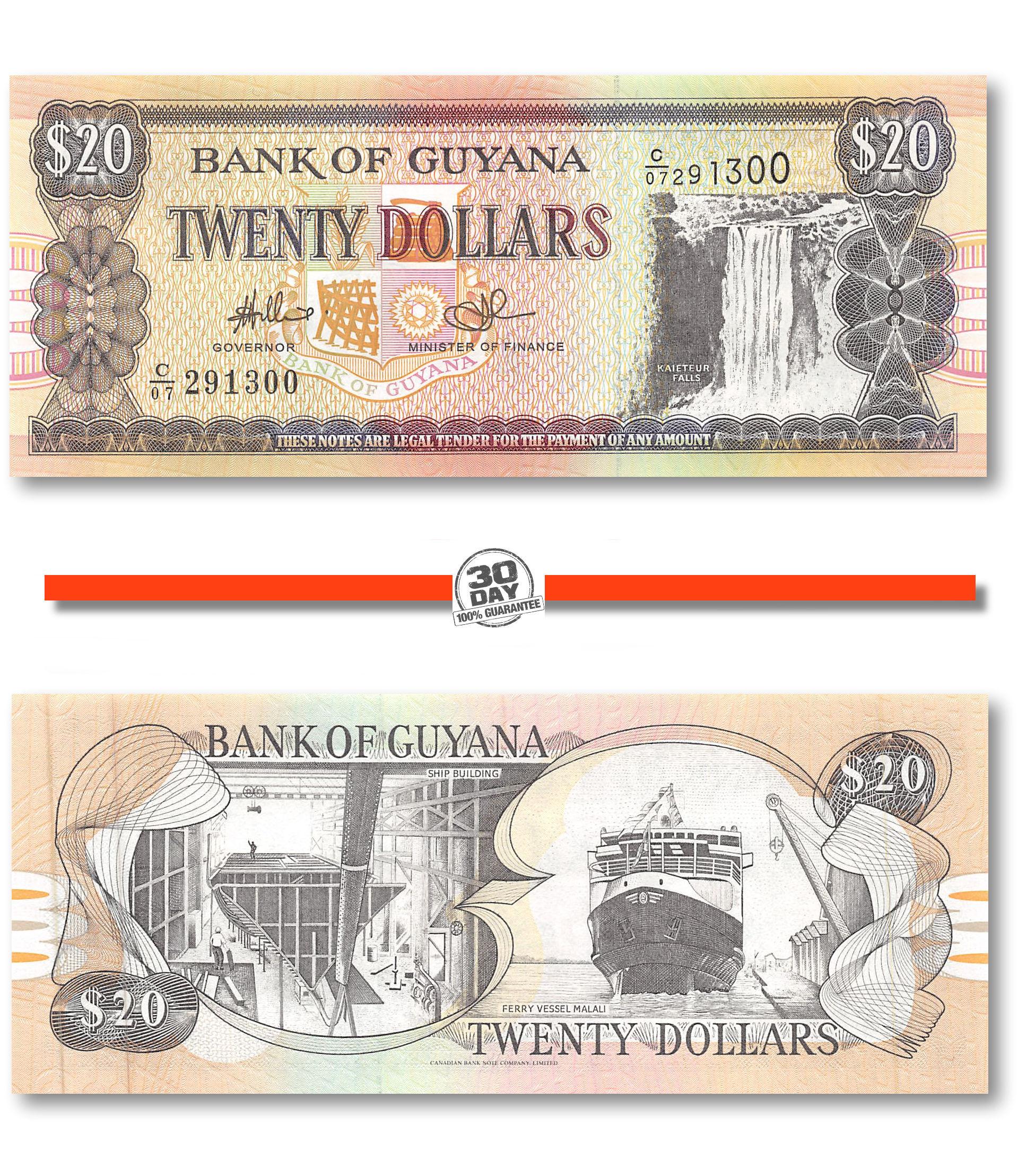 UNC 2009 Liberia // Africa 100 dollars P-30e