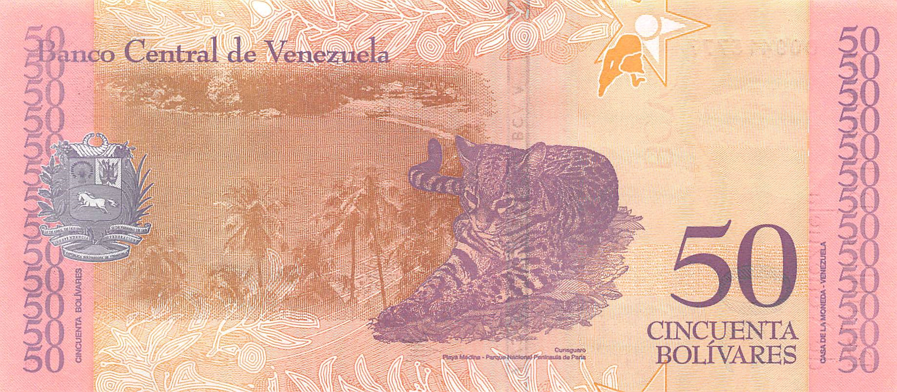 Bolivares Venezuela 5000 2017 P-New Z-Prefix UNC /> REPLACEMENT 5,000